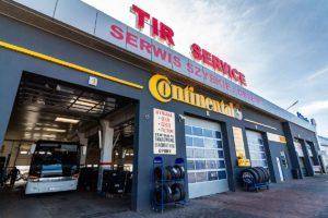 Tir service